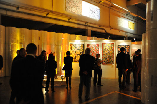 You are browsing images from the article: Vernissage - Trierenberg Art