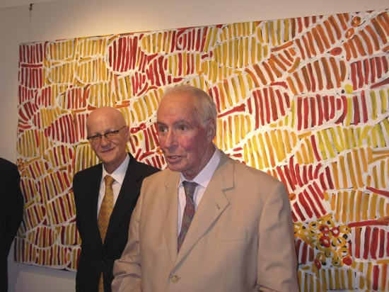 You are browsing images from the article: Rückblick: Desert Dreaming und Aboriginal Art Now