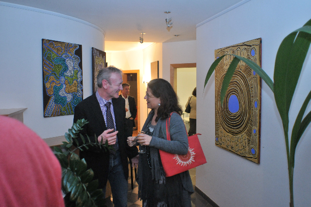 You are browsing images from the article: Vernissage bei Dr. Süss